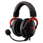 KINGSTON AUDÍFONOS GAMING HYPERX CLOUD II – ROJO