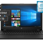 "HP LAPTOP 15-BS010LA 15.6"" INTEL CORE I3 1TB 4GB"