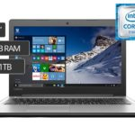 "LENOVO LAPTOP IDEAPAD 320 15.6"" CORE i3 1TB 4GB – PLATEADO"