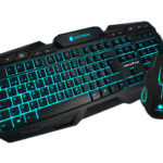 ANTRYX KIT GAMER PRISTO PLUS TECLADO + MOUSE
