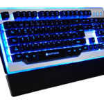 ANTRYX TECLADO GAMER ELEMENT RETROILUMINADO