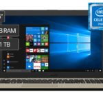ASUS LAPTOP X540NA-GO034T 15.6″ INTEL CELERON 500GB 4GB