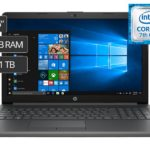 HP LAPTOP 15-DA0007LA 15.6″ CORE I3 1TB 4GB