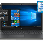HP LAPTOP 15-DA0010LA 15.6″ CORE I5 1TB 4GB