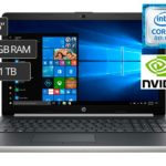 HP LAPTOP 15-DA0015LA 15.6″ CORE I7 1TB 4GB