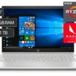 HP LAPTOP 15-CW0008LA 15″ AMD RYZEN 5 1TB 12GB