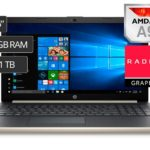HP LAPTOP 15-DB0005LA 15″ AMD A9 1TB 12GB