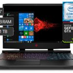 HP LAPTOP OMEN 15-DC0004C 15″ CORE i5 1TB 8GB 3GB