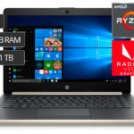 HP LAPTOP 14-CM0007LA 14″ AMD RYZEN 3 1TB 4GB