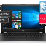 "HP LAPTOP 15-BS021LA 15.6"" INTEL CORE I7 1TB 12GB 2GB"