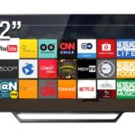 "SONY SMART TV LED HD 32"" KDL-32W605D"