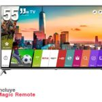 "LG SMART TV UHD 55"" 55UJ6510"