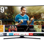 "SAMSUNG SMART TV UHD 49"" CURVO 49MU6300"