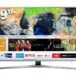 "SAMSUNG SMART TV UHD 49"" 49MU6400"