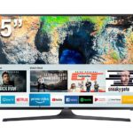 "SAMSUNG SMART TV UHD 55"" 55MU6100"