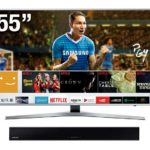"SAMSUNG SMART TV UHD 55"" 55MU6400"