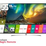 "LG SMART TV OLED UHD 55"" 55B7P"