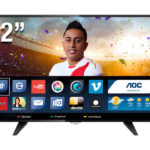 "AOC SMART TV HD 32"" LE32S5970"