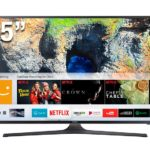 SAMSUNG SMART TV UHD 55″ 55MU6103