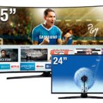 SAMSUNG SMART TV UHD 55″ 55MU6303