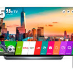 LG SMART TV OLED 55″ OLED55C8PSA