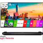 LG SMART TV OLED 65″ OLED65W8PSA