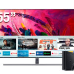 SAMSUNG SMART TV QLED 55″ QN55Q7FNAGXPE