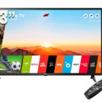 LG SMART TV UHD 43″ 43UK6300PSB