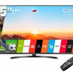 LG SMART TV UHD 55″ 55UK6350PSC