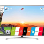LG SMART TV UHD 55″ 55UK6550PSB