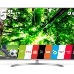 LG SMART TV UHD 55″ 55UK7500PSA