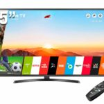 LG SMART TV UHD 65″ 65UK6350PSC