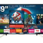 SONY SMART TV UHD 49″ XBR-49X755F