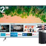 SAMSUNG SMART TV UHD 82″ 82NU8000