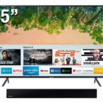SAMSUNG SMART TV UHD 65″ UN65NU7100GXPE