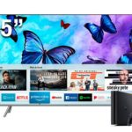 SAMSUNG SMART TV QLED 55″ QN55Q6FNAGXPE