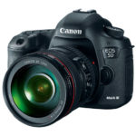 CANON CAMARA EOS 5D MARK III 22.3MP NEGRO