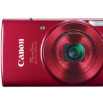 CANON CAMARA COMPACTA POWERSHOT ELPH 190 IS 20 MP 10X – ROJO