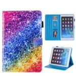 Patterned Leather Stand Smart Flip Case for iPad Air 10.5 inch (2019) / Pro 10.5-inch (2017) – Colorful Diamond