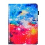 Patterned Leather Stand Smart Flip Case for iPad Air 10.5 inch (2019) / Pro 10.5-inch (2017) – Starry Sky
