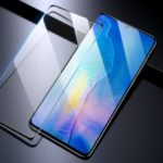 USAMS US-BH495 9D 0.33mm Ultra Thin Full Tempered Covering Glass Film for Huawei P30