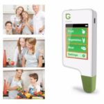 GREENTEST 2 Digital Food Nitrate Tester Fruit Vegetable Meat Nitrate Detection Safety – EU Plug