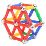Magnetic Building Toy Set for Kids and Adults