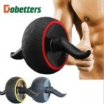 Fitness Speed Training Ab Roller Abdominal Exercise Rebound Wheel Workout Gym – Red
