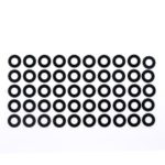 50PCS/Pack Rear Back Glass Camera Lens Cover for iPhone XR