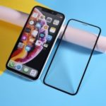 Anti-explosion Full Size Frosted Tempered Glass Screen Protector for iPhone XR 6.1 inch
