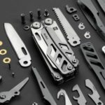XIAOMI 15 in 1 Multitool Pocket Knife Multi Pliers Tool with Bottle Opener Saw Cutter for Survival – Silver
