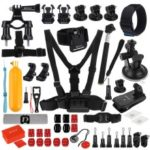 PULUZ PKT16 53 in 1 Go Pro Accessories Total Ultimate Combo Kit for GoPro