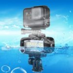 PULUZ PU222 GoPro Camera Diving Waterproof 20 PCS Strong Fill-in Light