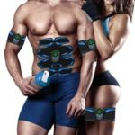 EMS Charging with Display Screen Upgrade Body Muscle Trainer KWL-B008